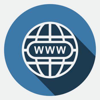 Вывод сайта в Веб